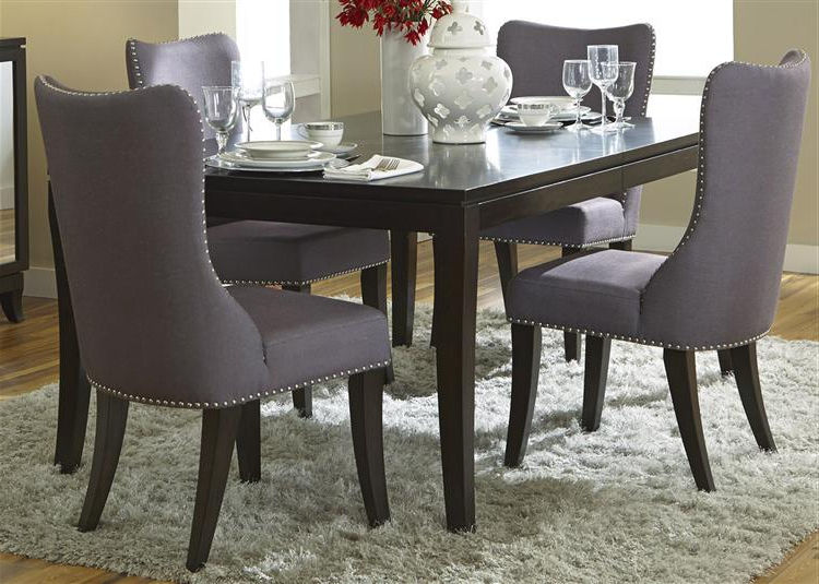 Best And Newest Sal's Furniture Store Offers Casual Dining Room Sets For Sale In For Jaxon 5 Piece Round Dining Sets With Upholstered Chairs (View 14 of 20)