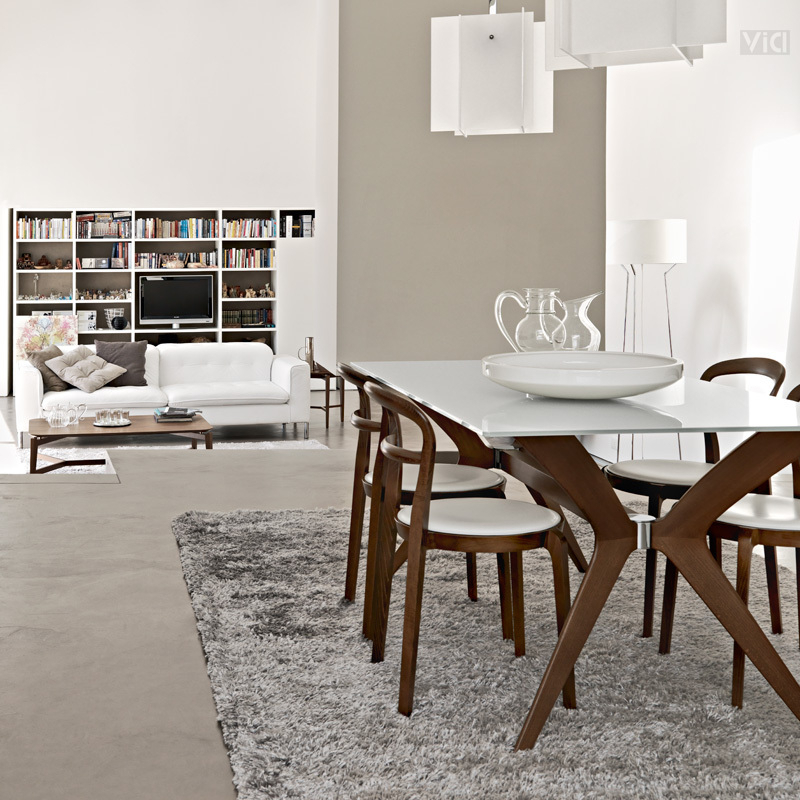 Best And Newest Tokyo Dining Tables Within Tokyo Dining Table. Dining Tables. Dining : Calligaris (View 2 of 20)