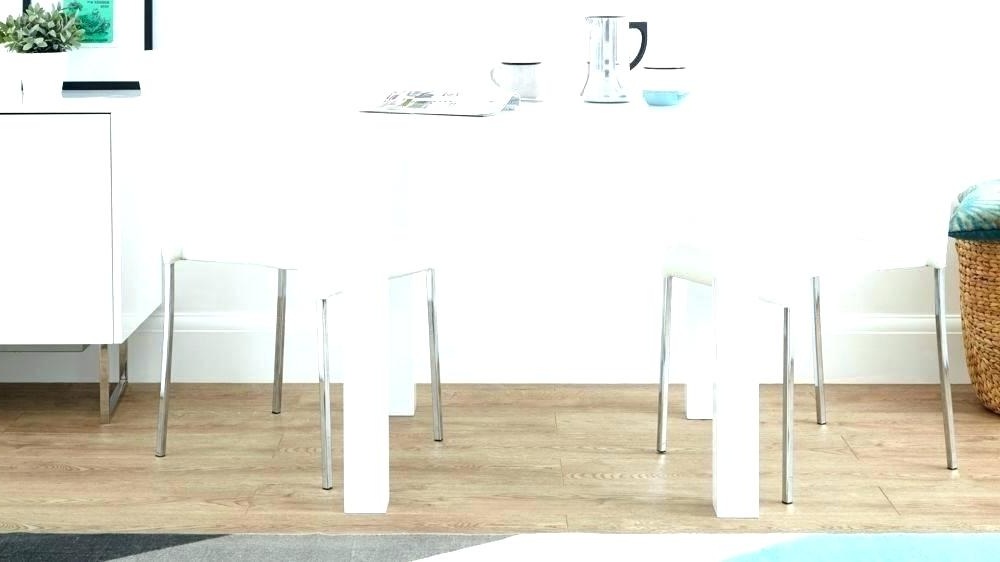 Best And Newest White Gloss Dining Table White Kitchen Table And Chairs Set White In White Gloss Dining Chairs (Gallery 17 of 20)
