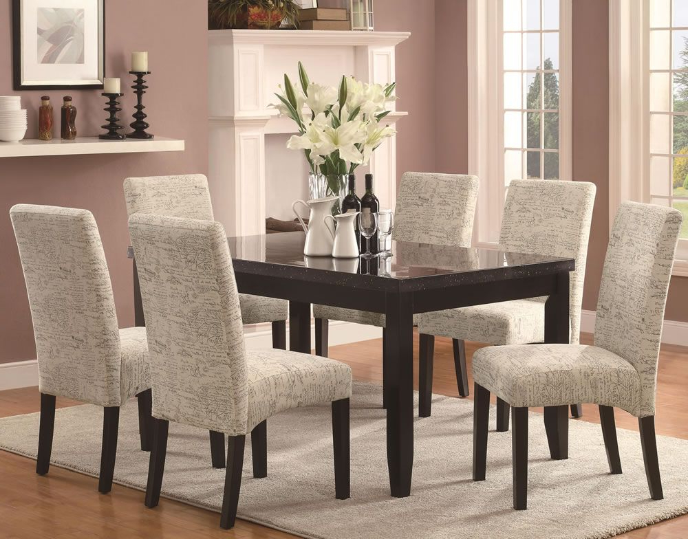 Best Fabric Dining Chairs (View 2 of 20)
