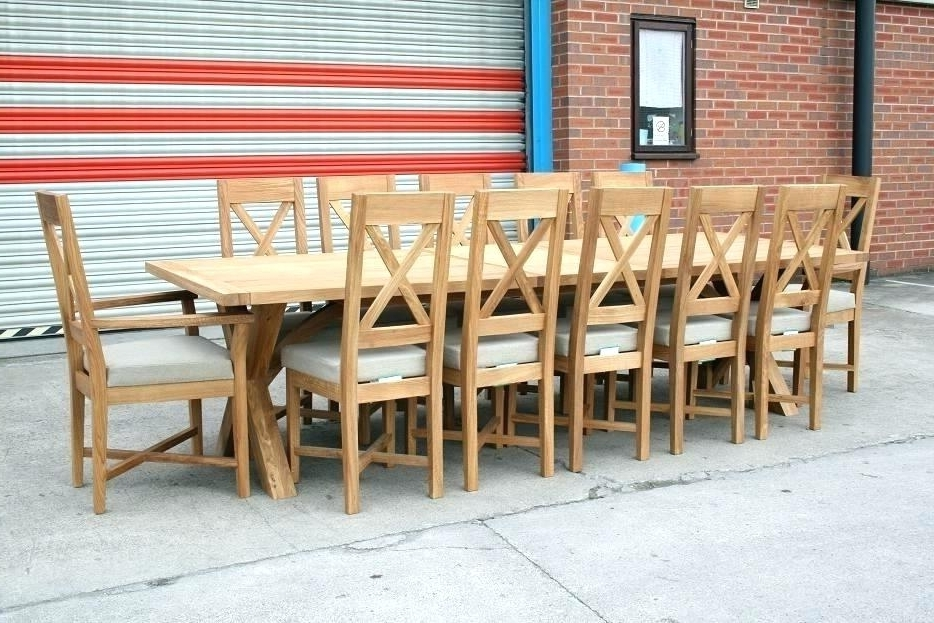 Big Dining Tables – Bunu For Most Up To Date Big Dining Tables For Sale (View 14 of 20)
