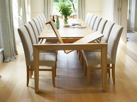 Big Dining Tables For Sale With Most Recent Extra Large Dining Tables (View 6 of 20)