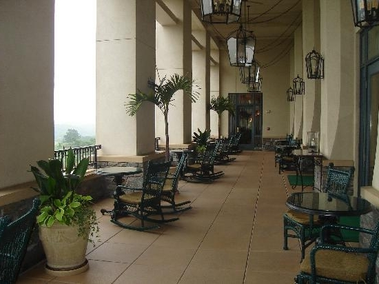 Biltmore Side Chairs With Well Known Rocking Chairs – Picture Of The Inn On Biltmore Estate, Asheville (View 13 of 20)