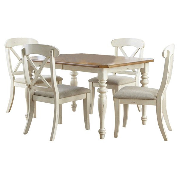 Birch Lane Inside Current Gavin 6 Piece Dining Sets With Clint Side Chairs (View 5 of 20)
