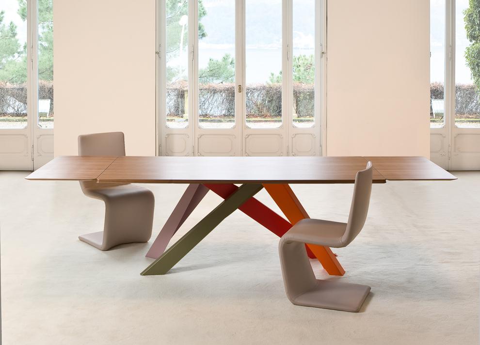 Bonaldo Big Table At Go Modern London (Gallery 16 of 20)