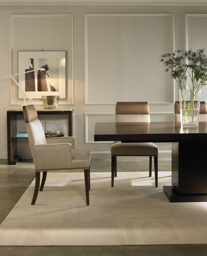 Bradford 7 Piece Dining Sets With Bardstown Side Chairs Regarding Well Known  (View 4 of 20)