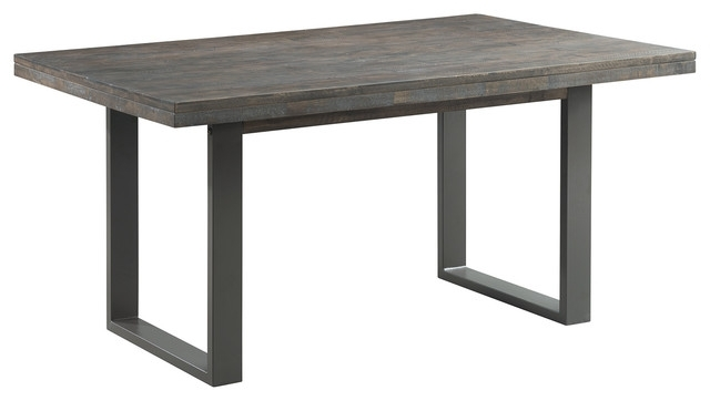 Bradford Dining Tables With Most Up To Date Bradford Dining Table – Industrial – Dining Tables  Picket House (Gallery 12 of 20)