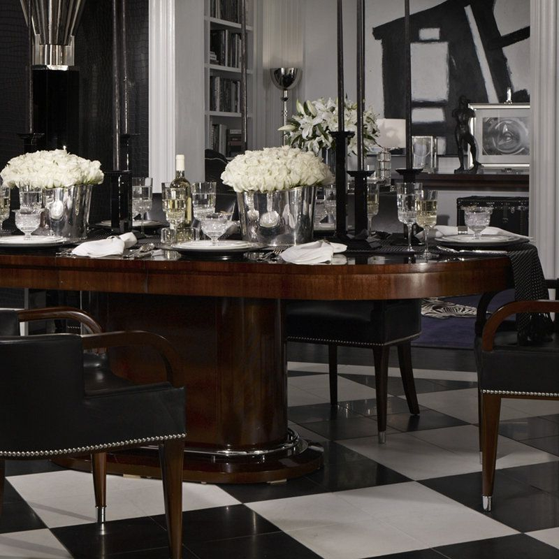Brook Street Dining Table – Furniture – Products – Products – Ralph Throughout Most Up To Date Laurent Round Dining Tables (View 4 of 20)