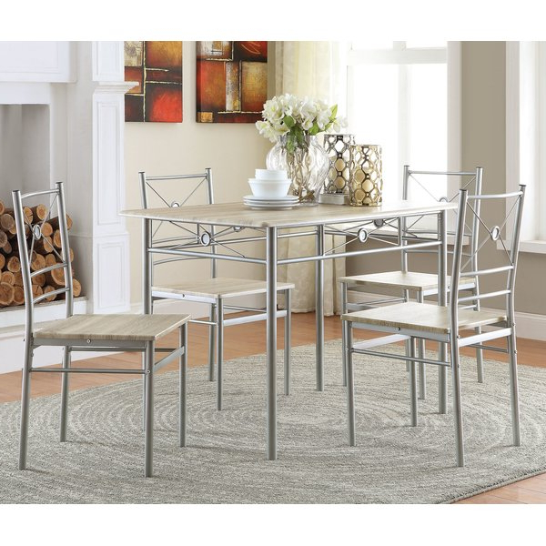 Budget Friendly Dining Sets (View 7 of 20)