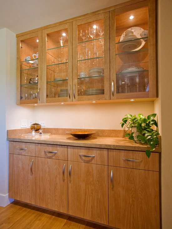 Built In Dining Room Cabinets Design (Gallery 3 of 20)