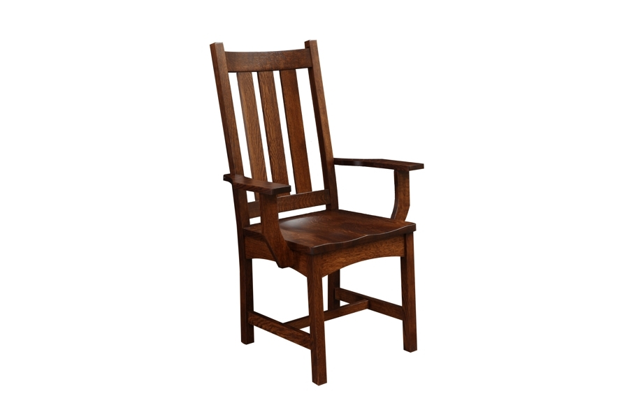 Burress Furniture With Craftsman Arm Chairs (View 10 of 20)
