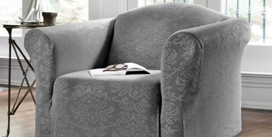 Buy Chair Covers & Slipcovers Online At Overstock (View 7 of 20)