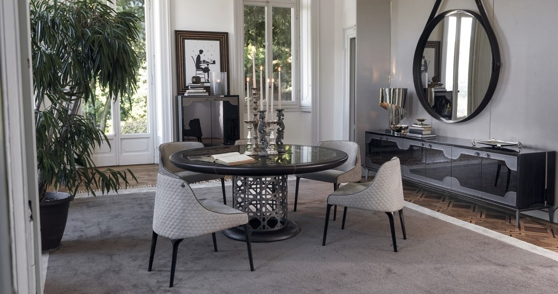 Buy Dining Tables & Chairs From Exclusiveandreotti Cyprus Throughout Popular Buy Dining Tables (View 17 of 20)
