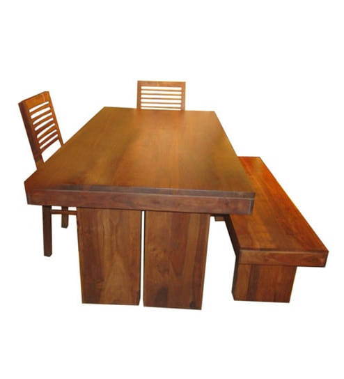 Buy New York Six Seater Dining Set (1t + 4c + 1b)evok Online For 2018 New York Dining Tables (View 15 of 20)
