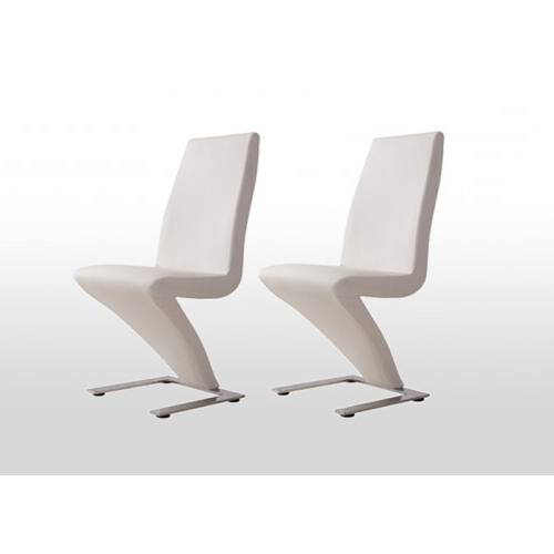 Buy Sets Of 2 Pertaining To Perth White Dining Chairs (View 2 of 20)