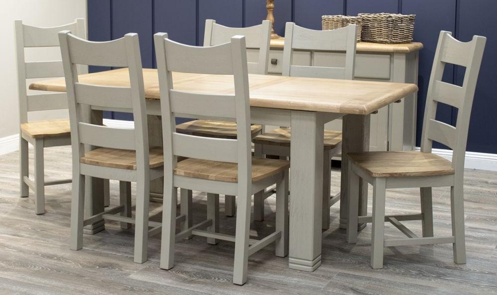 Buy Vida Living Logan Extending Rectangular Dining Table – 180cm Throughout Popular Logan Dining Tables (View 13 of 20)