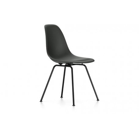 Buy Vitra Eames Plastic Chair Dsx Without Upholsterycharles Inside Well Known Cole Ii White Side Chairs (View 8 of 20)