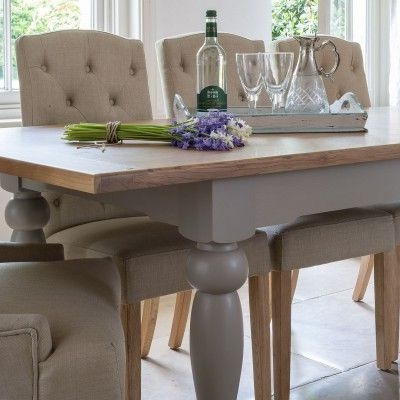 Buy Willis And Gambier Malvern Slate Grey Rectangular Extending Intended For Most Popular Grey Dining Tables (View 1 of 20)