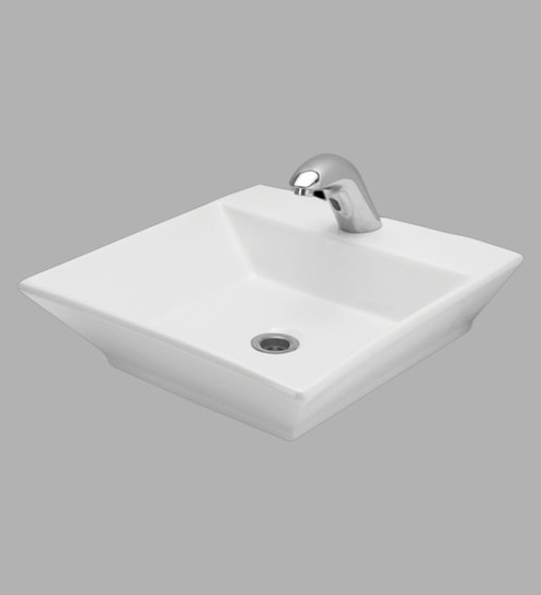 Caden Rectangle Dining Tables Regarding Well Known Buy Cera Caden White Ceramic Table Top Wash Basin Online – Basins (View 4 of 20)
