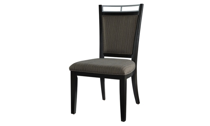 Caden Side Chair, Set Of 2 Chairs – Closeout (View 4 of 20)