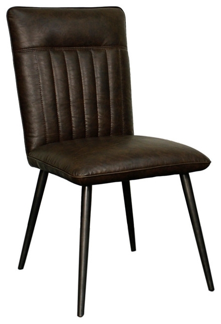 Caden Upholstered Side Chairs For Popular Caden Chair – Midcentury – Dining Chairs  New Pacific Direct Inc (View 6 of 20)