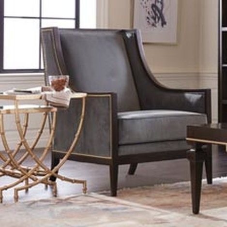 Caden Wing Chair , , Hover Image (View 4 of 20)