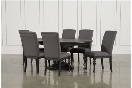 Featured Photo of Caira Upholstered Side Chairs