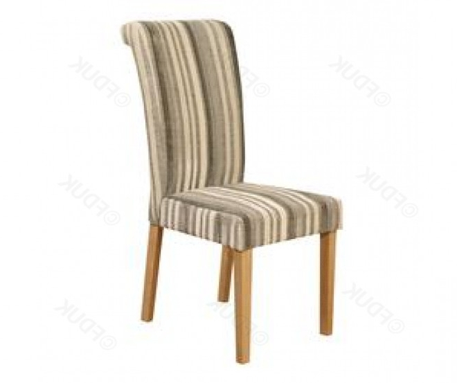 Caira Upholstered Arm Chairs With Regard To Best And Newest Annaghmore Cairo (View 12 of 20)