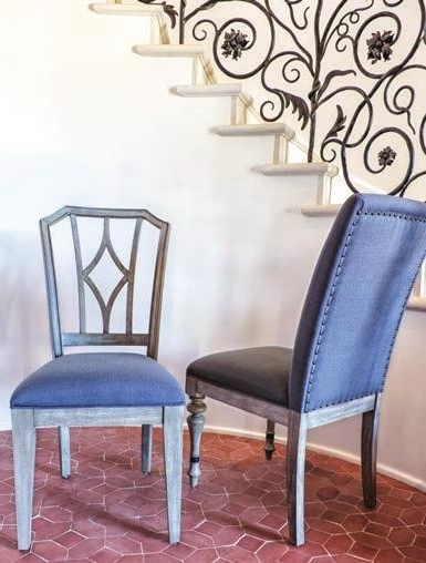 Caira Upholstered Side Chairs Intended For Recent Where Home Is Made (View 6 of 20)