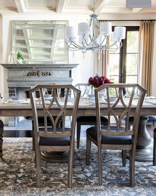 Caira Upholstered Side Chairs Pertaining To Well Liked Living Spaces – Fall 2017 – Caira Upholstered Side Chair (View 3 of 20)