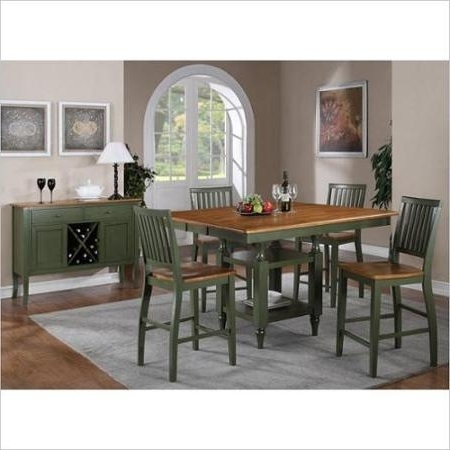 Candice Ii 5 Piece Round Dining Sets With Favorite Buy Steve Silver Company Candice Round Counter Height Dining Table (View 7 of 20)