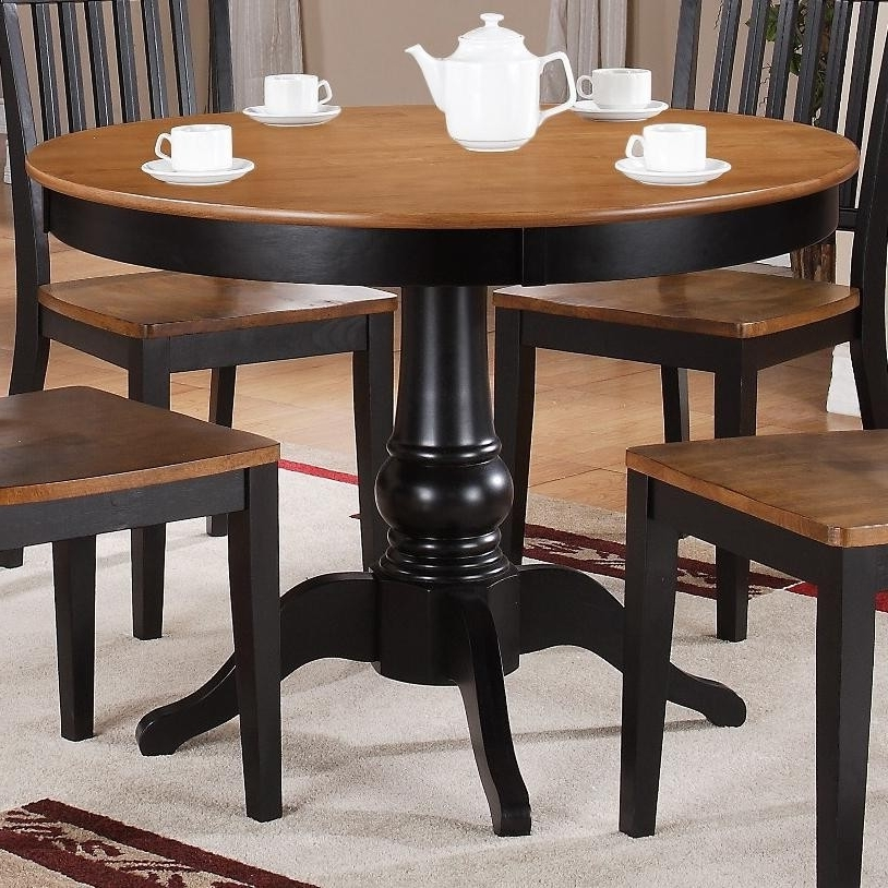 Candice Ii Round Dining Tables Regarding 2017 Buy Candice Round Pedestal Tablesteve Silver From Www (View 4 of 20)