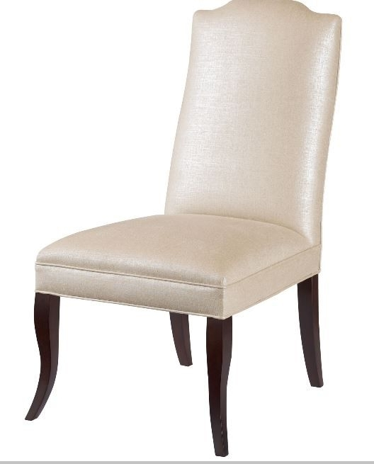 Candice Ii Upholstered Side Chairs With Regard To Most Current Upholstered Dining Chair: Candice Olson Collection – Highland House (View 7 of 20)