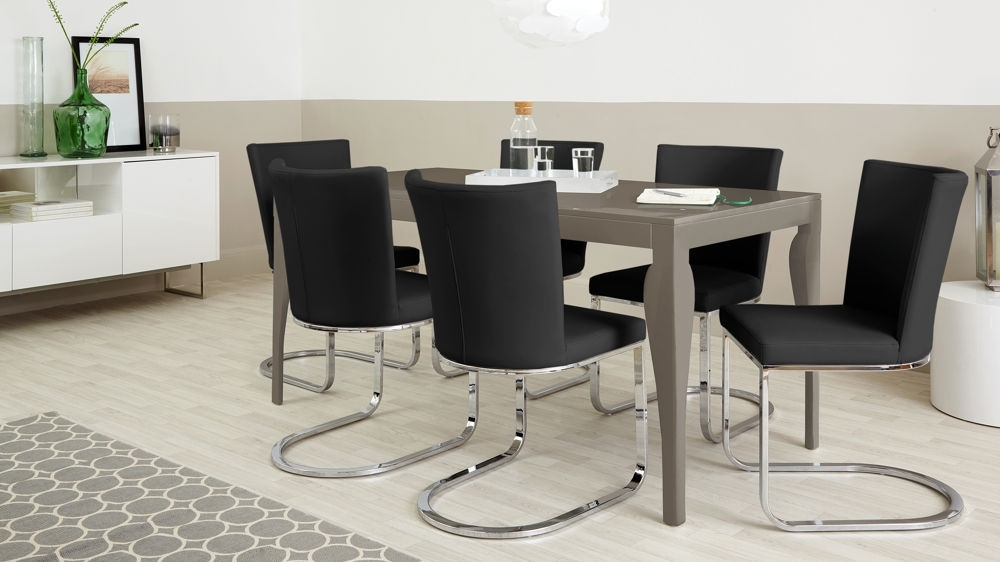 Cantilever Chairs (View 9 of 20)