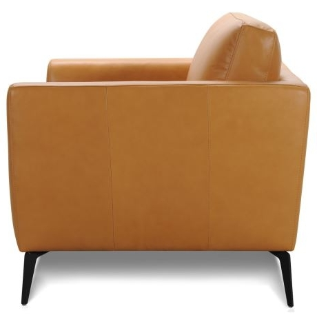 Caramel Attica Armchair (View 7 of 20)