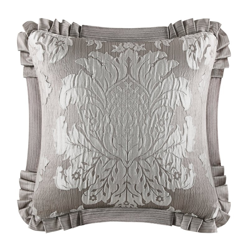 Carly 3 Piece Triangle Dining Sets Intended For Most Recent Five Queens Court Carly Throw Pillow & Reviews (View 17 of 20)