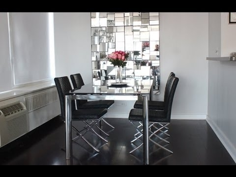Carly Side Chairs With Regard To Most Recently Released Apartment Tour: Dining Table, Rug && Barstools! – Youtube (View 3 of 20)
