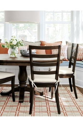 Carson Carrington Lund 3 Piece Wood Counter Height Round D Throughout Preferred Carly 3 Piece Triangle Dining Sets (View 13 of 20)