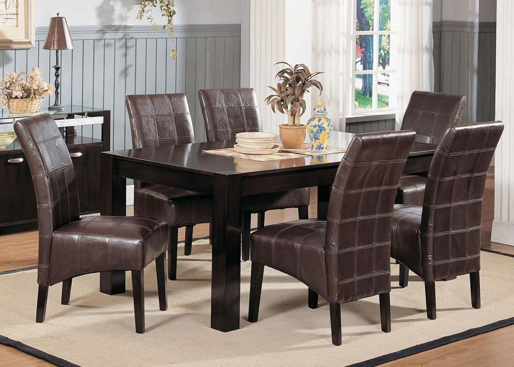 Casual : Furniture Warehouse One, Dallas Fort Worth Metroplex Within Widely Used Market 7 Piece Dining Sets With Side Chairs (View 8 of 20)