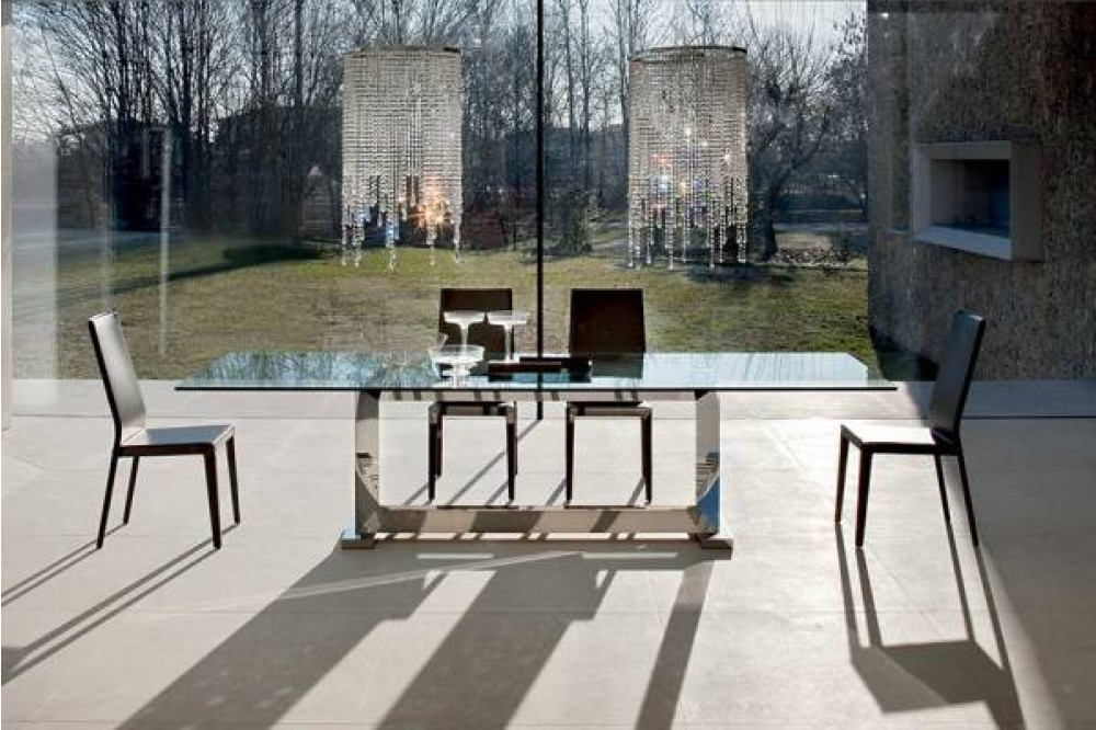 Cattelan Italia Monaco Dining Table Within Fashionable Monaco Dining Tables (View 7 of 20)
