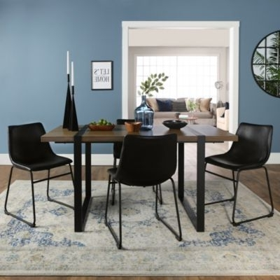 Chapleau Ii 7 Piece Extension Dining Table Sets With Regard To Most Popular Have To Have It (View 11 of 20)