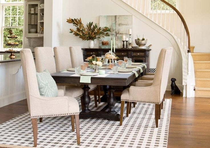 Chapleau Ii 9 Piece Extension Dining Table Sets Inside Well Known 62 Best Dining Room Images On Pinterest (View 6 of 20)