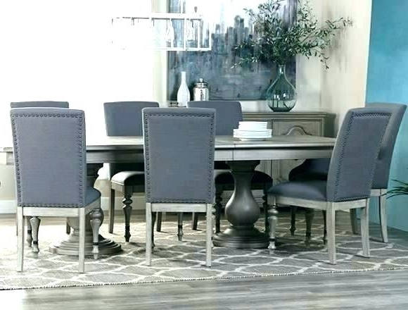 Chapleau Ii 9 Piece Extension Dining Tables With Side Chairs Within 2017 Living Spaces Dining Table With Bench – Dining Tables Ideas (View 5 of 20)