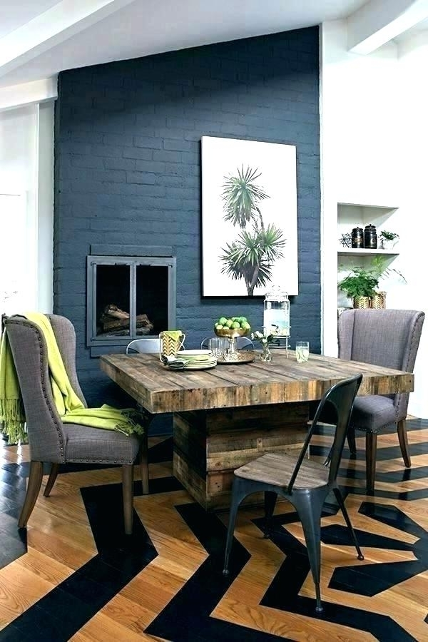 Chapleau Ii 9 Piece Extension Dining Tables With Side Chairs Within 2018 Living Spaces Dining Table With Bench – Dining Tables Ideas (View 6 of 20)