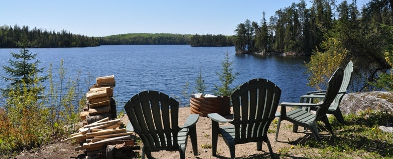 Chapleau Ii Arm Chairs For Trendy Fishing Trips: Ontario (View 3 of 20)