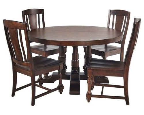 Chapleau Side Chairs Inside 2017 Dining Room Furniture (View 6 of 20)