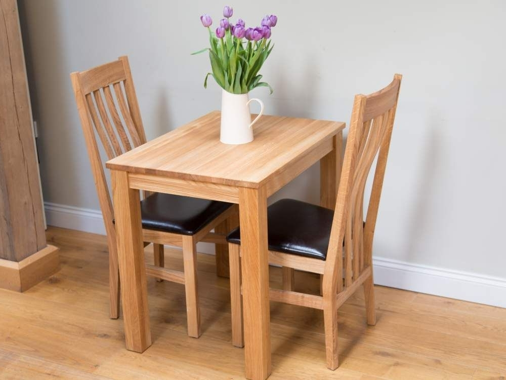 Cheap 2 Seater Kitchen Table (View 2 of 20)
