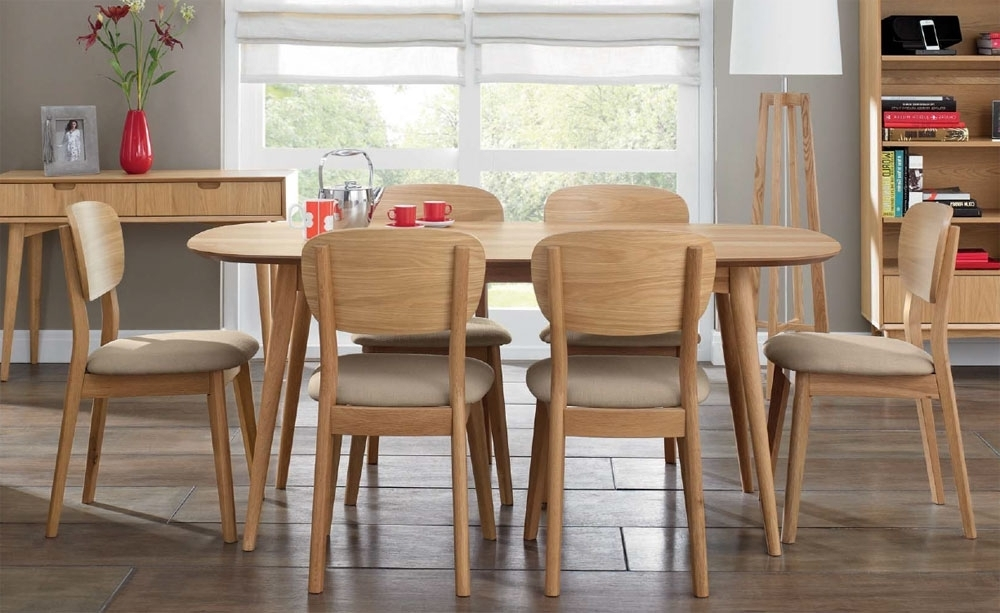 Cheap 6 Seater Dining Tables And Chairs With Well Known Brilliant 6 Seater Dining Table And Chairs Round Dining Table Set (View 8 of 20)