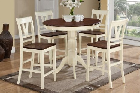 Cheap 60 Round Wood Dining Table, Find 60 Round Wood Dining Table Within Well Known Cream And Wood Dining Tables (View 3 of 20)