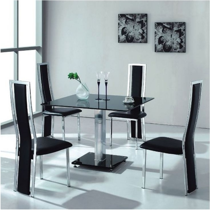 Cheap Dining Sets Intended For Most Up To Date Extraordinary Cheap Dining Room Tables Room Ideas – Cheap Dining (View 4 of 20)